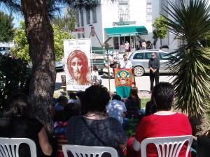 Segundo día de misión en La Jara