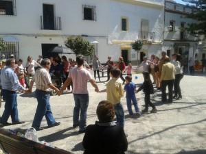 La Danza de Fin de Misión. La alegría de la Resurrección.