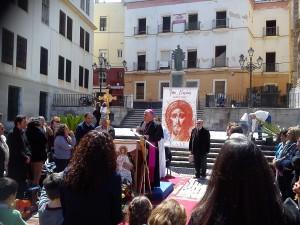 Monseñor Don Rafael Zornoza anima a la Misión