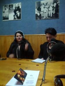 Emisora de Radio 'San Bernardo', que promociona la Gran Misión.