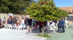 Plaza de la Velada, 17h